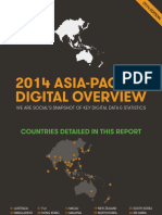 Social Guide to digital marketing in Asia Pacific