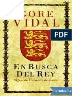 En Busca Del Rey - Gore Vidal