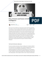 past present and future of artificial intelligence   sanjeev kapoor   pulse   linkedin  3