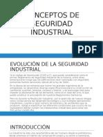 Conceptos de Seguridad Industrial