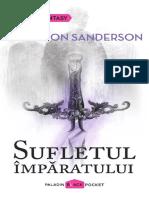 Brandon Sanderson - Sufletul Imparatului