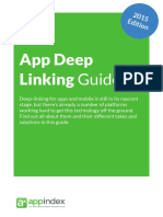 App Deep Linking Guide