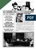 La Villa Nº 5 (Sept. 1987)