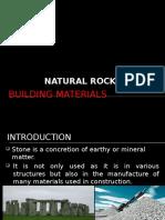5. Building Stones