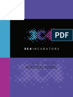 3C 4 Incubators Business Model