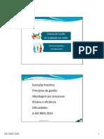 SGQS Norma ISO 9001 2015 Funchal