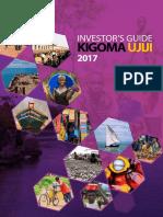 Investors Guide for Kigoma Ujiji 2017