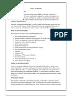 FAQ's on IP AUDIT