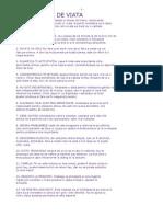 20 Reguli Esentiale Pentru Convietuire