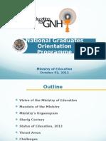 MoE NGOP 2013 Presentation Working Doc v3