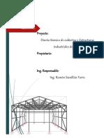 Diseño Nave Industrial