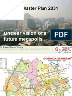 Gurgaon Master Plan