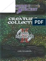 Creature Collection II Dark Menagerie