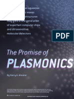 Plasm on Ics