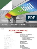 Extradosed Bridge Midas