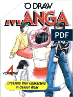 Drawing Casual Wear [How to Draw Manga - Volume 4]