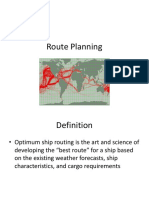 4 Route Planning Oceaonography 2