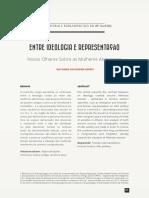 ENTRE IDEOLOGIA E REPRESENTAÇÃO - novos olhares sobre as mulheres atenienses.pdf
