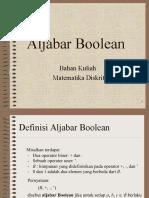 Aljabar Boolean Edit
