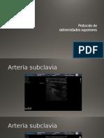 protocolo de extremidades superiores
