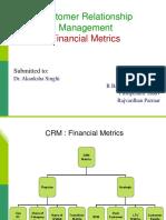 CRM Financial Metrics