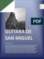 Guitara de San Miguel Armageddon