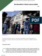 2016 08 24 Turistas Surdos Vao Descobrir o Porto c as Maos Expresso 3p