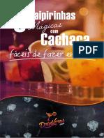 eBook 5 Caipirinhas Com Cachaca