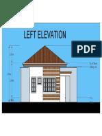 Left Elev Model