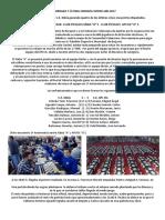 11ª Crónica Ajedrez Interclubs 2017