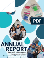 JACP Hydropal Annual Report