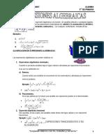 5º Algebra III
