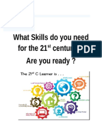 What Skills Do You Need for the 21st Century