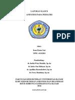 Cover Lapsus Anestesi Pediatri -