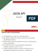 Json API - Drupal 8
