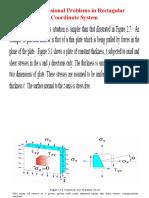 2-D Rectangular Coordinates