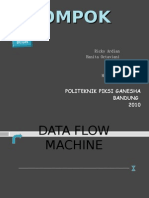 PRESENTSI Data Flow Machine