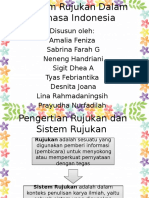 Sistem Rujukan Dalam Bahasa Indonesia