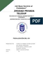 Fiscalización Del IGV