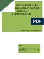 Diseño de Interfaces Multimedia