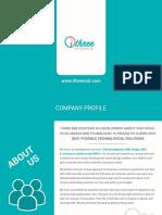 IThree Web Solutions_Company Profile
