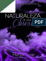 1. Naturaleza de una Obsesion (Naturaleza de una Obsesion) -  Martina Bennet.pdf
