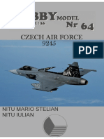 Czech Saab-39 9245