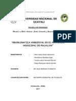 Matadero Municipal - Ucayali - Peru