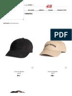 Sombreros, Bufandas y Guantes - Moda de Mujer _ H&M ES