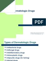 Nursing_Dematology_Pharmacology