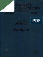 Guia de Armas y Equipos