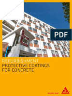 Protective Coating for Concrete