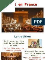 Presentation Noel en France