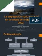 Segregación Socio-espacial Angol